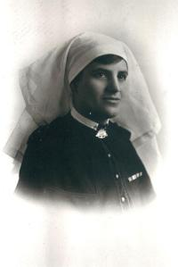 Sister Minnie Mears ARRCPhoto: courtesy Newcastle Museum